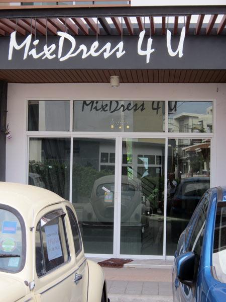 Mix Dress 4 U