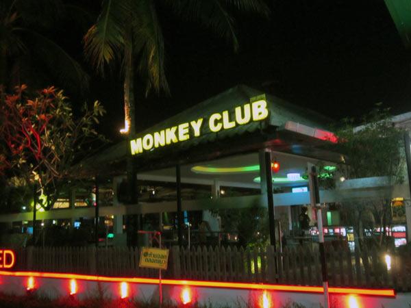 Monkey Club