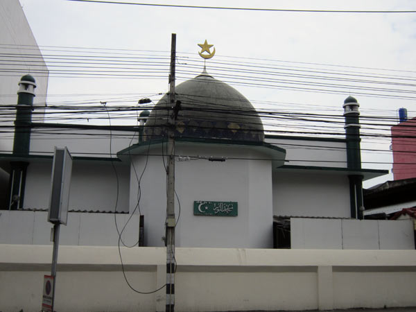 Mosque (Chang Phuak Rd)