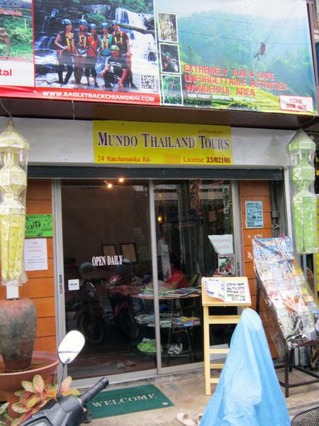 Mundo Thailand Tours