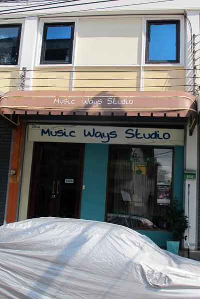 Music Ways Studio
