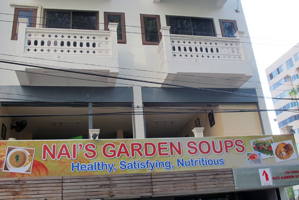 Nai's Garden Soups