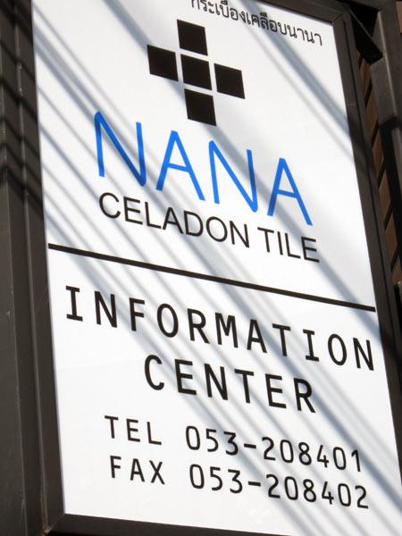 Nana Celadon Tile