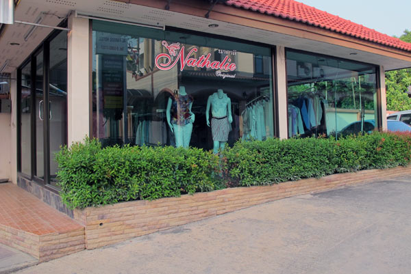 Nathalie (Clothes Shop)