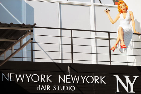New York New York Hair Studio