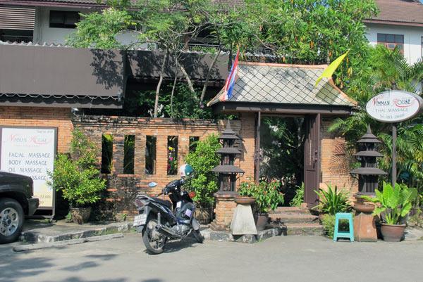 Nimman House Thai Massage