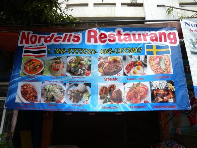 Nordells Restaurang (Swedish Restaurant)