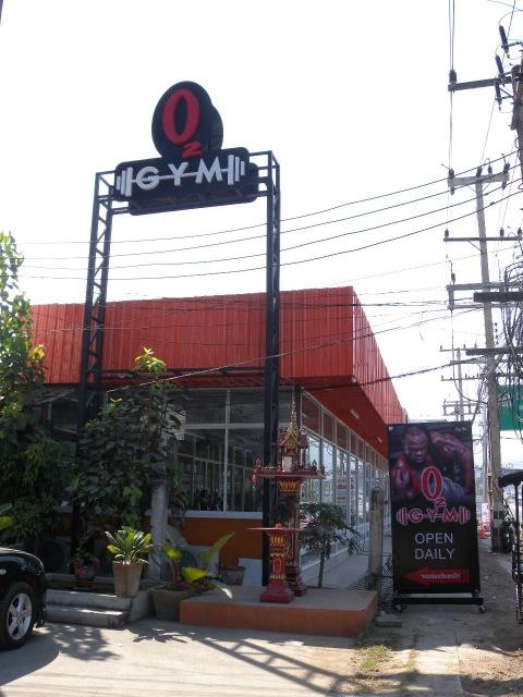 O2 GYM