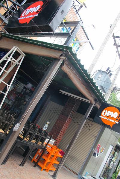OMG Nimman Chiang Mai @Tall Teak Plaza