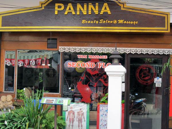 Panna Beauty Salon & Massage