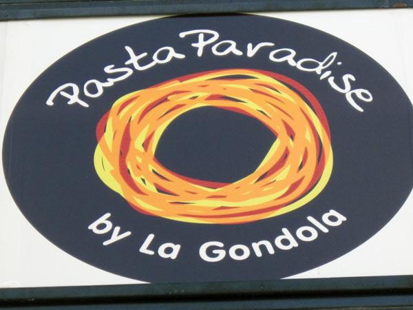 Pasta Paradise by La Gondola @Punna Place Nimman Soi 6