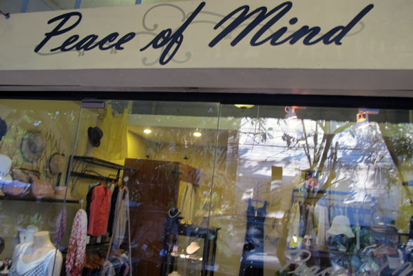 Peace of Mind by Chiang Mai Cotton @Nimman Promenade