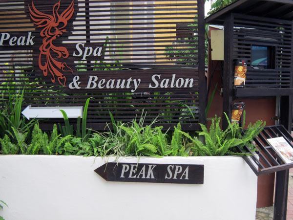 Peak Spa & Beauty Salon
