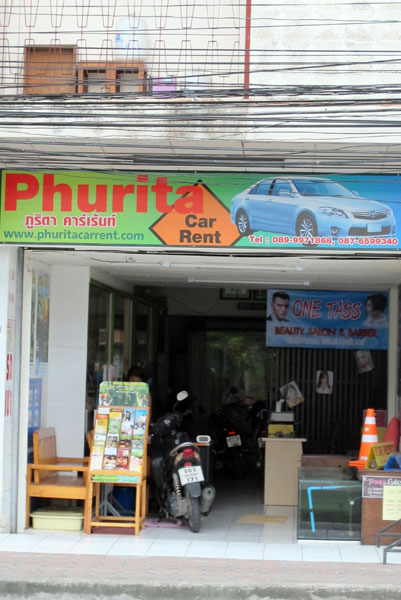 Phurita Car Rent