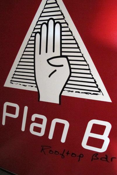 Plan B Rooftop Bar @Tall Teak Plaza