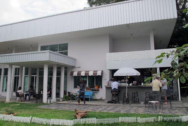 Plearn Cafe @CMU