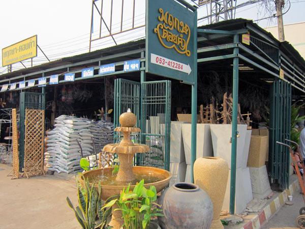 Preuksa-Doikum @Kamthieng Flower Market