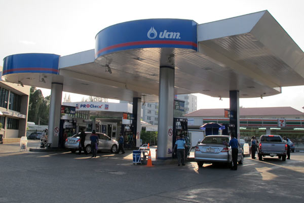 PTT Gas Station (Branch 2, Superhighway Chiangmai-Lampang Rd)