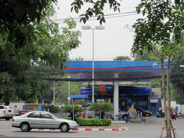 ptt Gas Station (Manee Nopparat Rd)