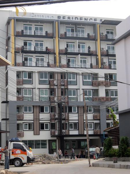 Punna Residence (Huey Kaew Rd)