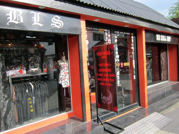 Red Skull Shop