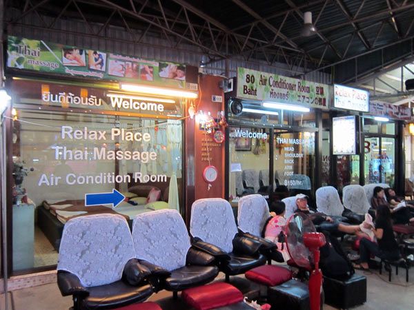 Relax Place Thai Massage @Kalare Night Bazaar