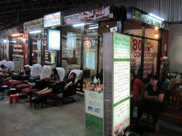 Relax Place Thai Massage @Kalare Night Bazaar