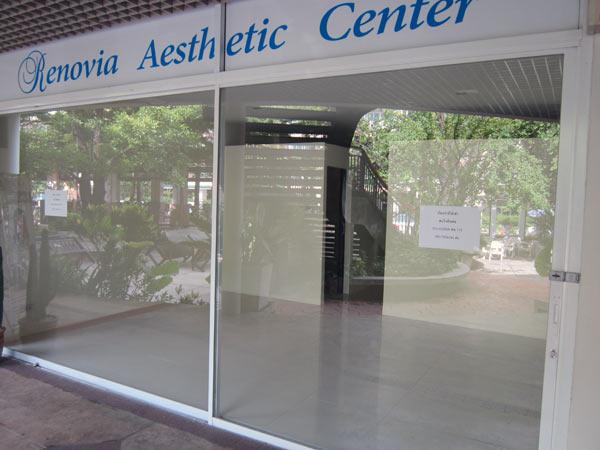 Renovia Aesthetic Center @Punna Place Nimman Soi 6