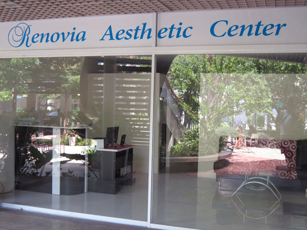 Renovia Aesthetic Center @Punna Place Nimman Soi 6