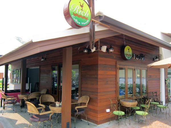 Rich Coffee House @Rachadamnoen Plaza