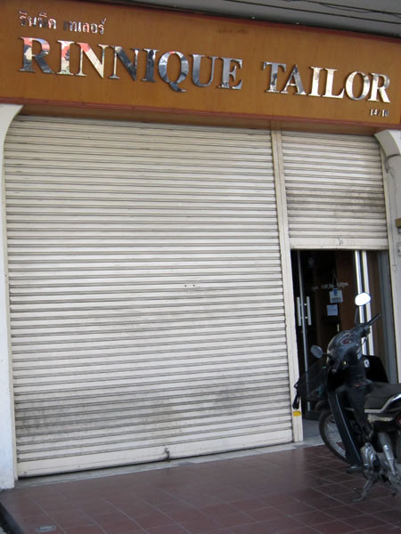 Rinnique Tailor
