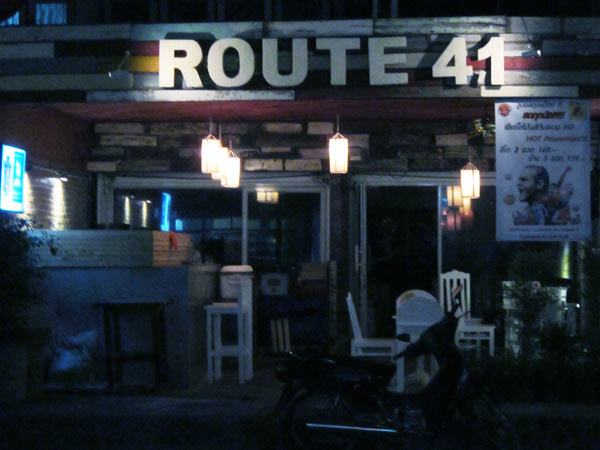 Route 41