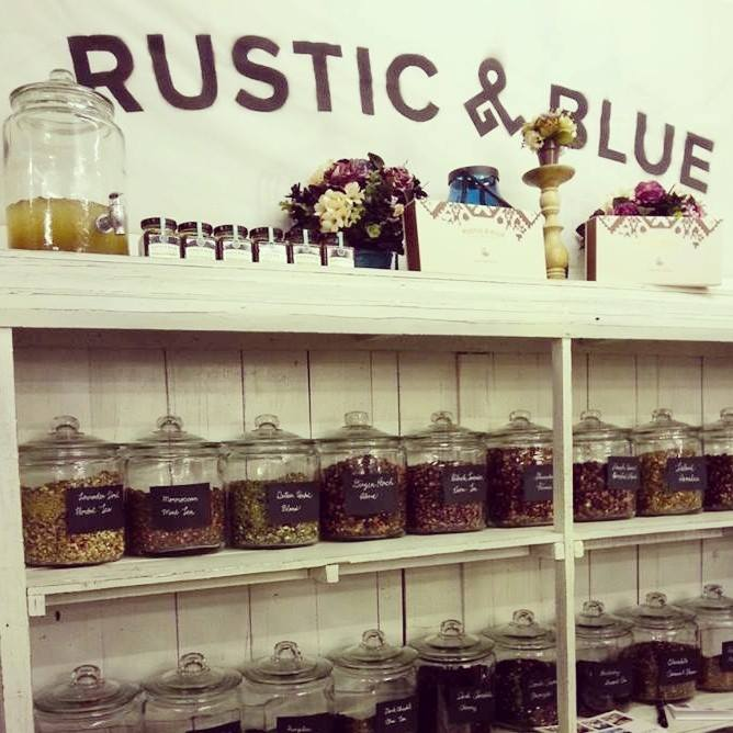 Rustic & Blue Handgrown Produce & Artisan Food