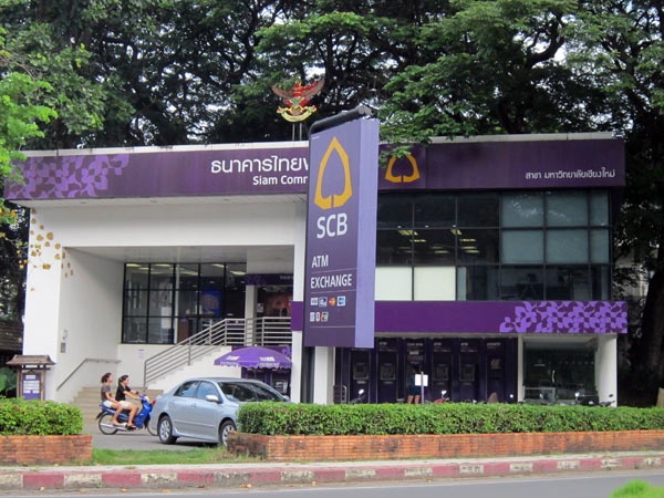 Siam Commercial Bank @CMU