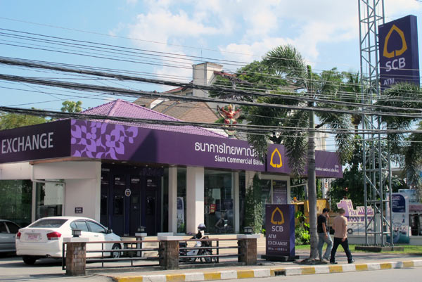 Siam Commercial Bank (Nimmahaemin Rd)