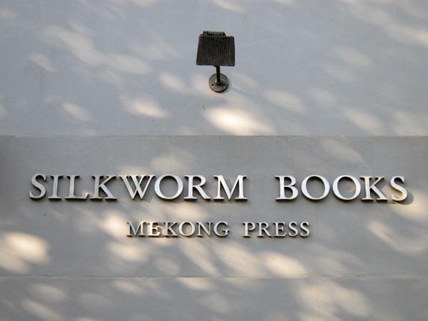 Silkworm Books (Sukkasem Rd)