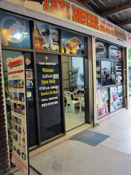 Single Group Taxi Meter Call Center Office @Kalare Night Bazaar