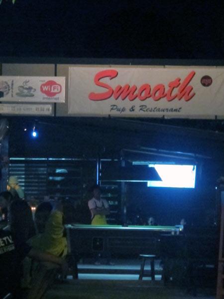 Smooth Pub & Restaurant @Chiang Mai