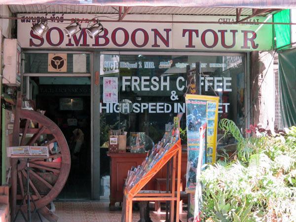 Somboon Tour
