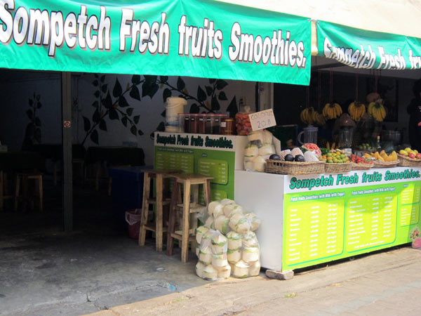 Sompetch Fresh Fruits Smoothies