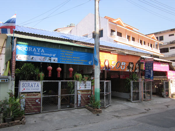 Soraya Thai Massage