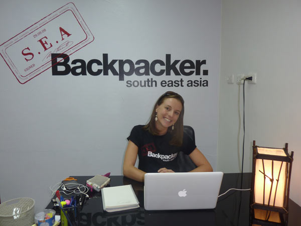South East Asia Backpacker