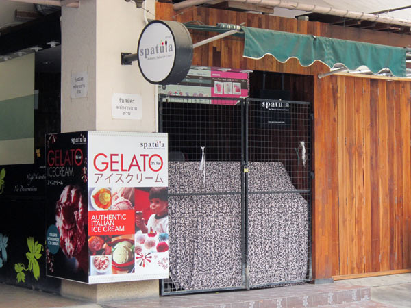 Spatula @Kalare Night Bazaar