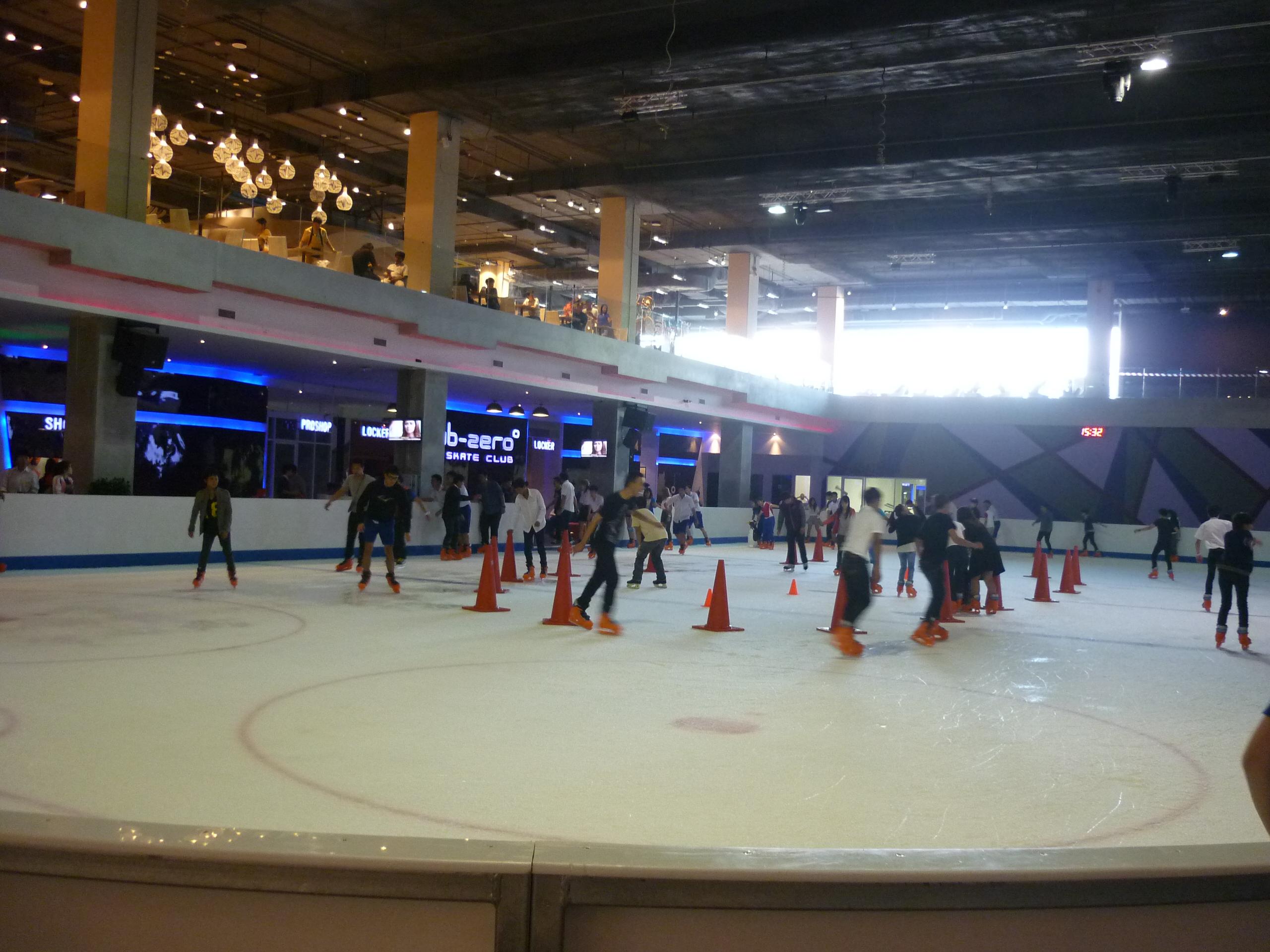 Sub-Zero Ice Skate Club