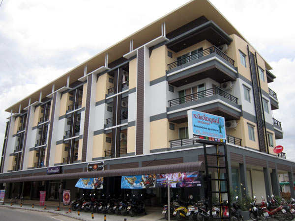 Subsomboon Apartment