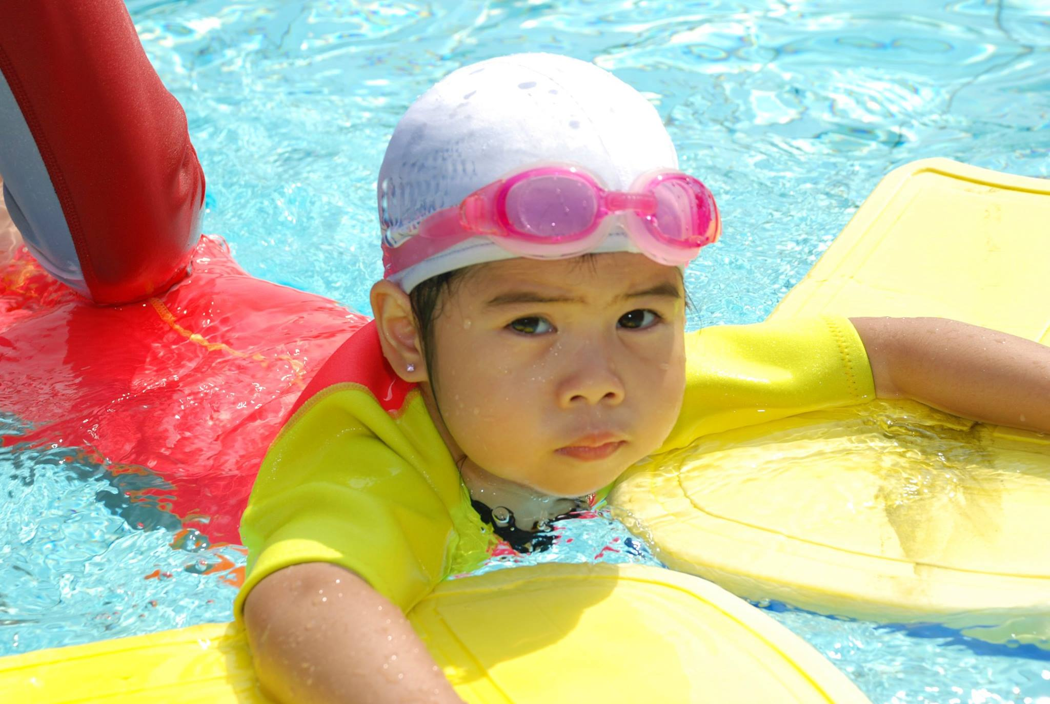 Swim With Grace