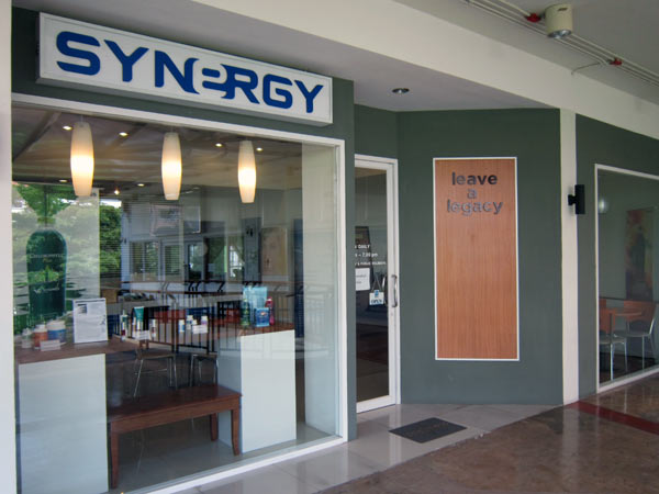 SYNERGY 2nd floor @Punna Place Nimman Soi 6