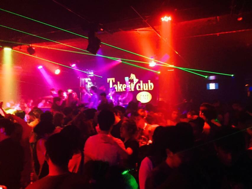 Take it Club