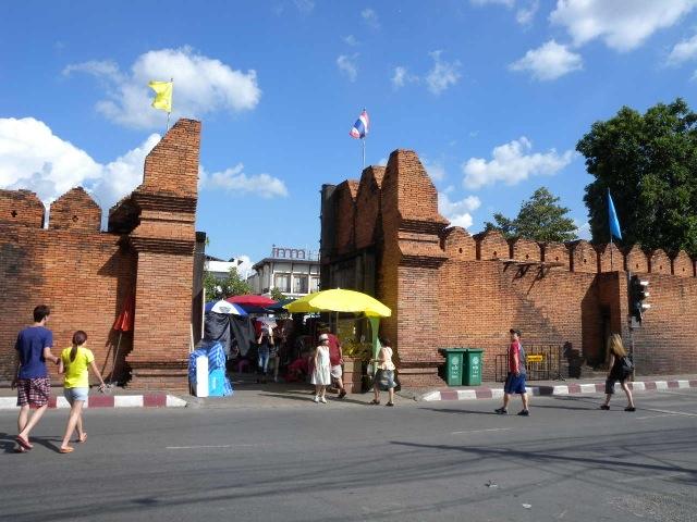 Taphae Gate