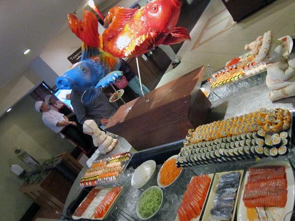Tawan Restaurant @Centara Duangtawan Hotel